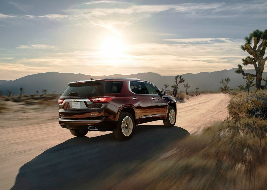2020 Chevy Traverse Towing Capacity
