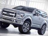 2020 Ford Bronco Concept Design