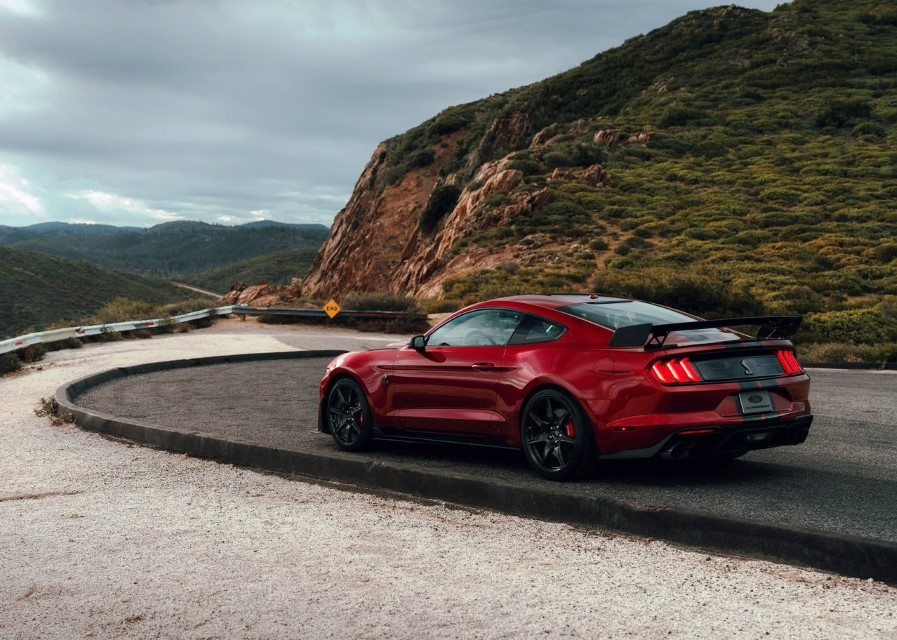 2020 Ford Mustang Shelby GT500 Cobra Jet Review