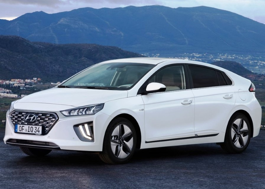 2020 Hyundai Ioniq Battery Capacity