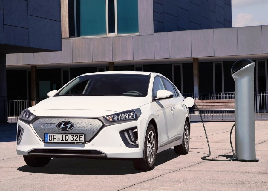 2020 Hyundai Ioniq Charging Time
