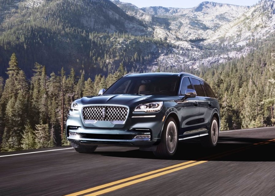 2020 Lincoln Aviator Colors