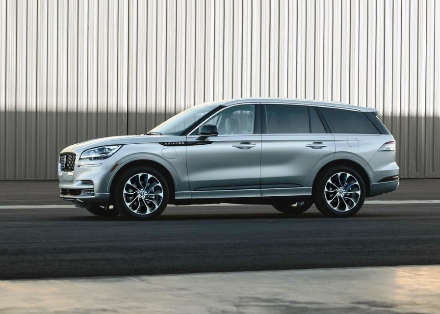 2020 Lincoln Aviator Dimensions