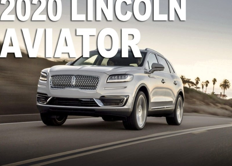 2020 Lincoln Aviator Specs and Dimensions