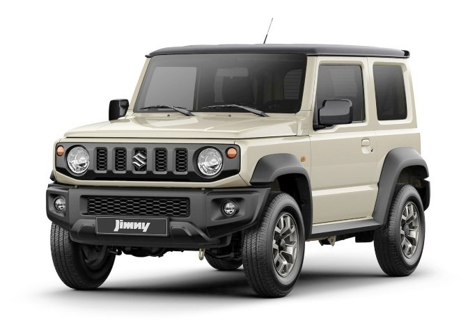 2020 Suzuki Jimny Release Date and Price