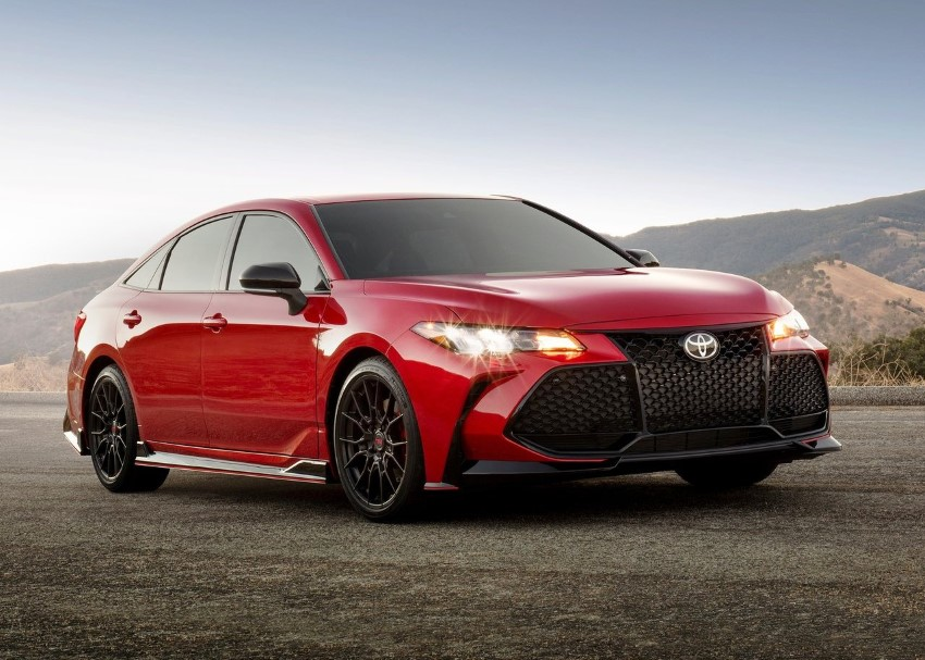 2020 Toyota Avalon Hybrid Engine Review