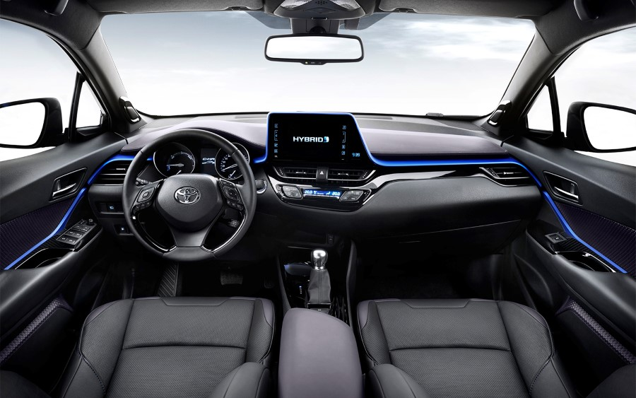 2019 Toyota RAV4 Hybrid Interior Changes and Features
