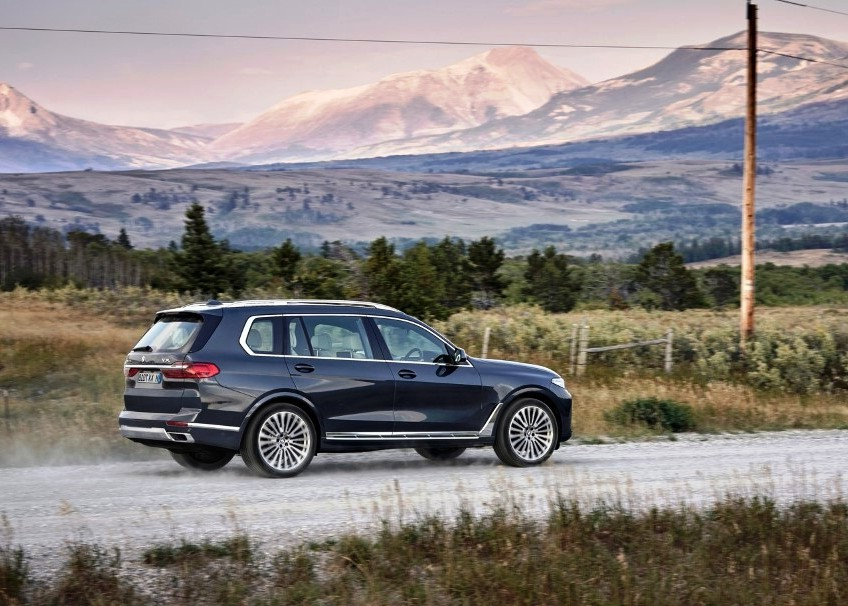 2020 BMW X7 Price & Availability