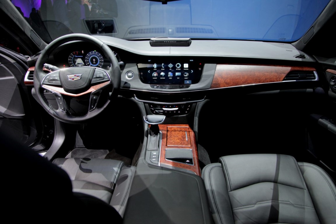 2020 Cadillac XT7 Interior Images Rumors