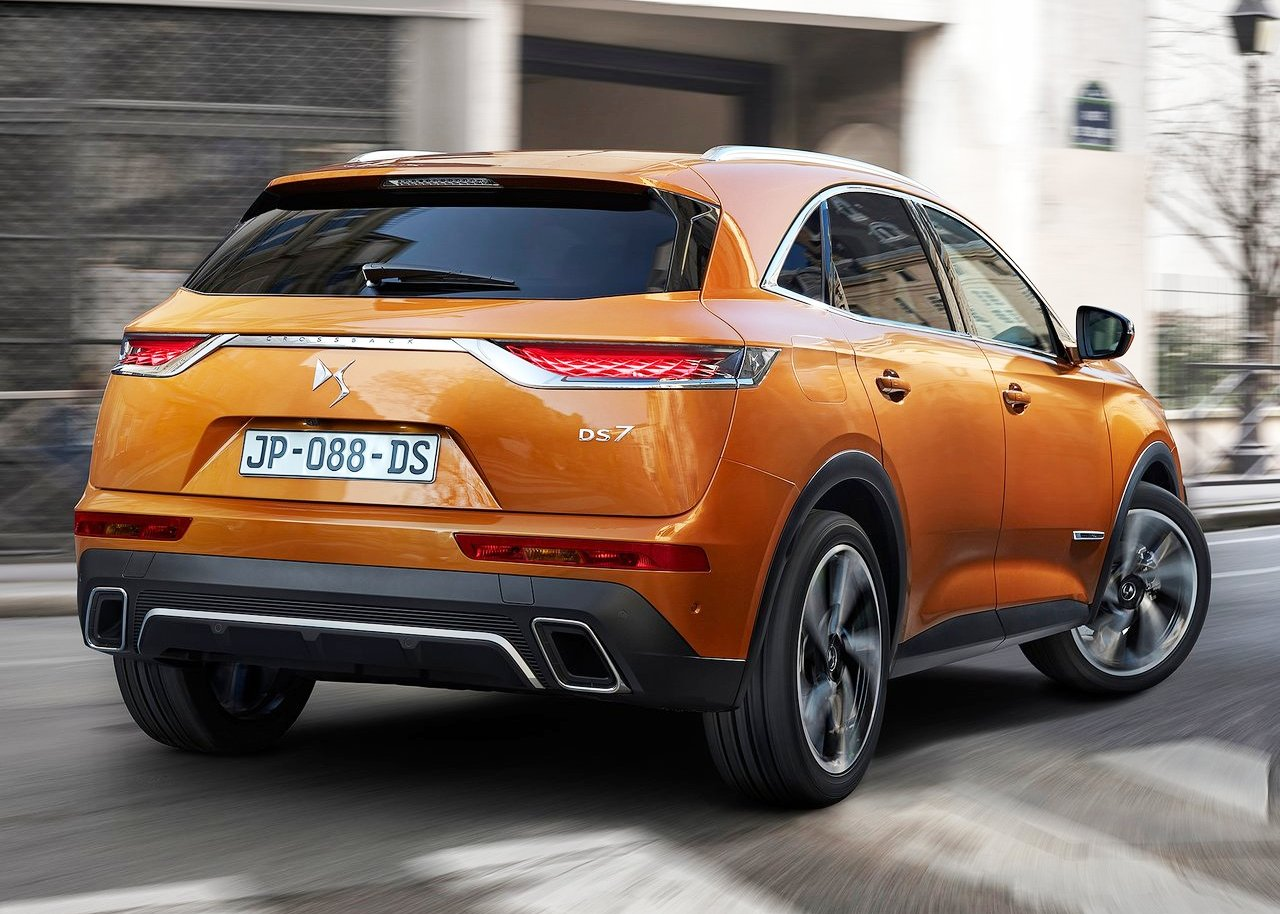2020 DS7 Crossback BlueHDi 130 Price & Equipment