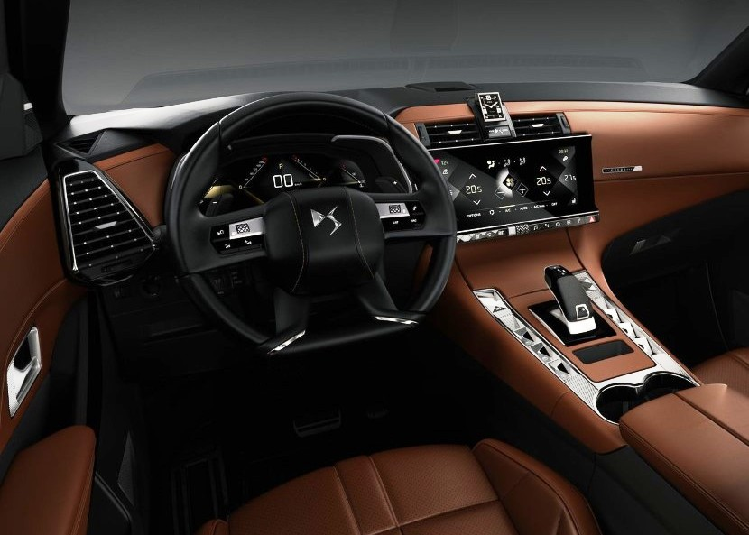 2020 DS7 Crossback Interior Features