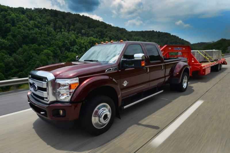 2020 Ford F350 Powerstroke Specs