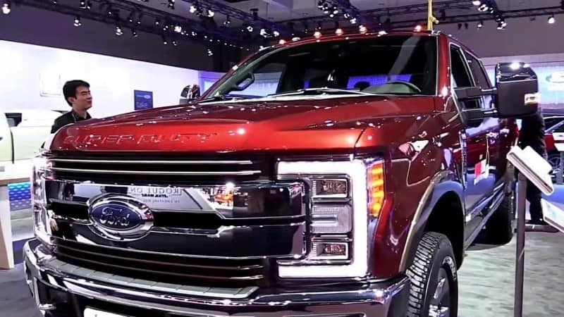 2020 Ford F350 Release Date and Prices