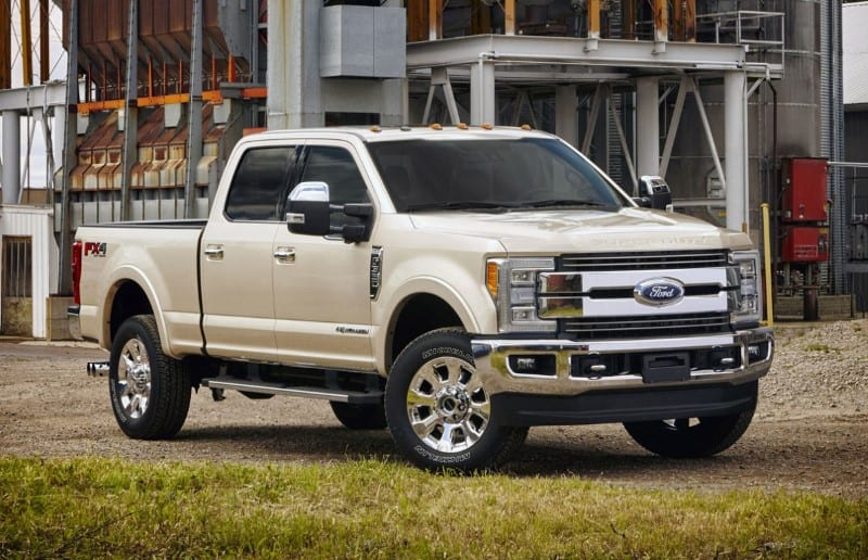 2020 Ford F350 Super Duty Diesel Specs