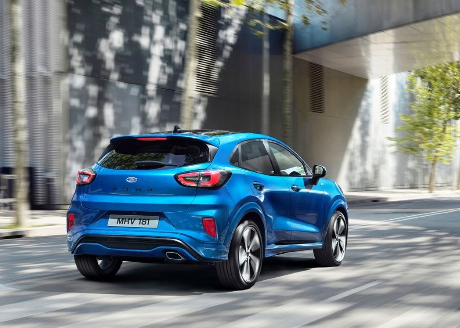 2020 Ford Puma SUV Price