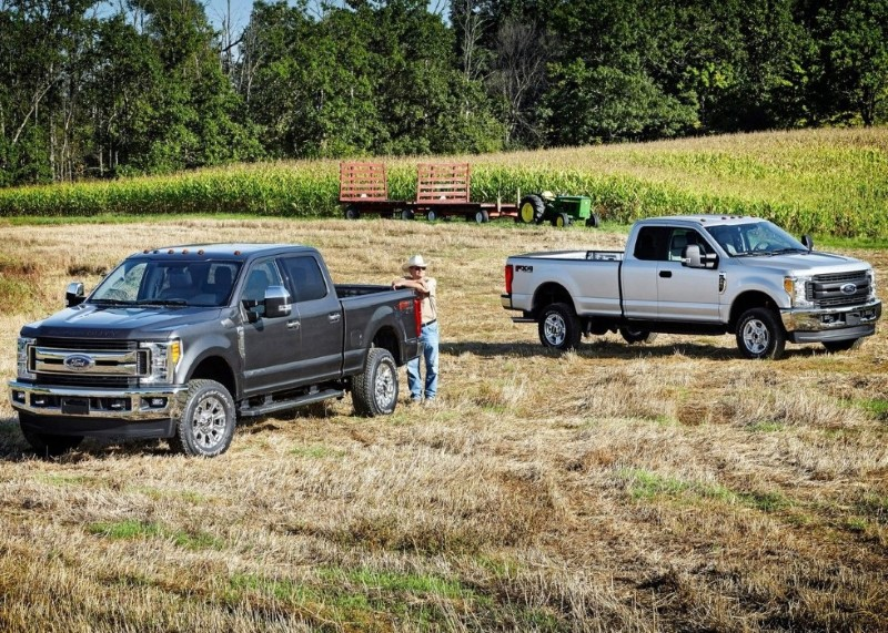 2020 Ford Super Duty F250 Gas Mileage