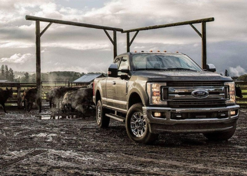 2020 Ford Super Duty F250 Powerstroke Price