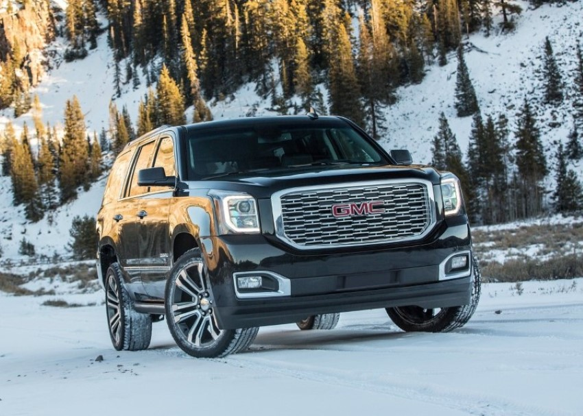 2020 GMC Yukon Denali XL Dimensions & Changes
