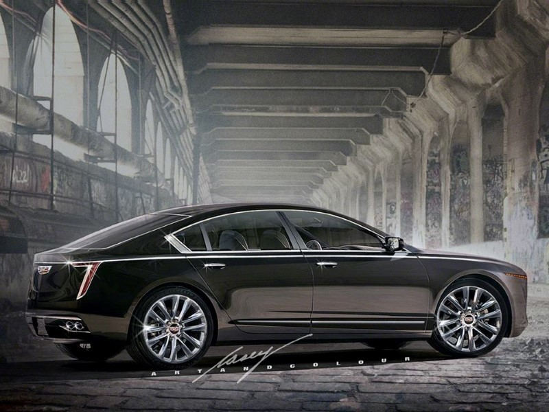 2020 Lincoln Town Car Redesign Exterior and Interior