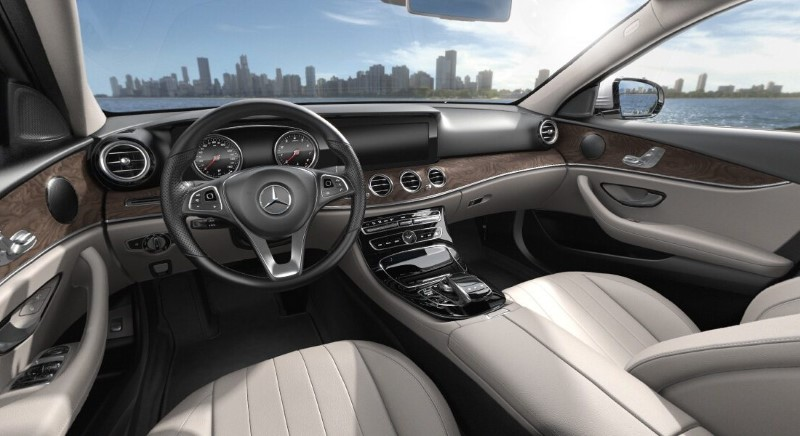2020 Mercedes E300e Interior Pictures