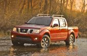 2020 Nissan Frontier Reliability and Gas Mileage lbft Informations