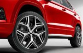 2020 Seat Ateca TGI All Wheel Drive Option