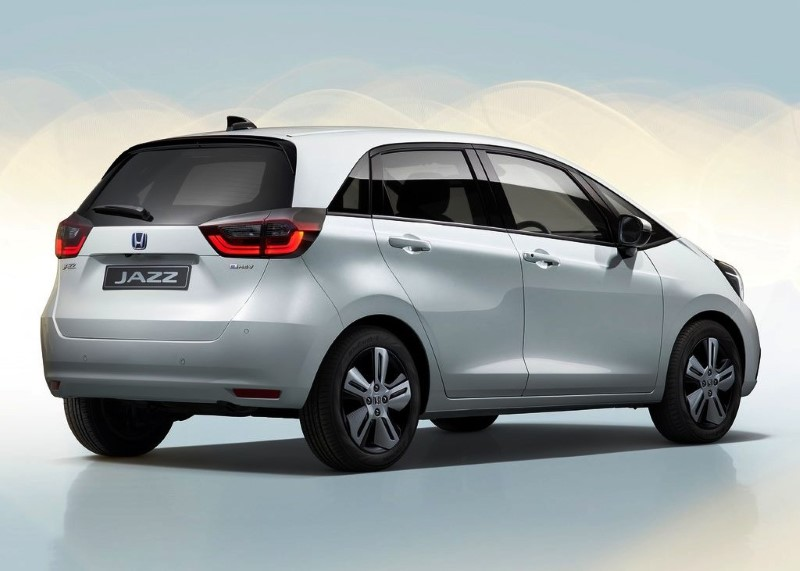 Honda Jazz 2020 Images White Colors