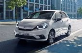 Honda Jazz 2020 White Colors Pictures