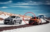 New Audi Q8 SUV VS BMW X5
