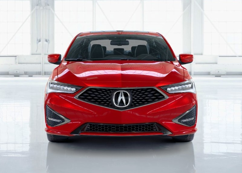 2020 Acura ILX Red Colors
