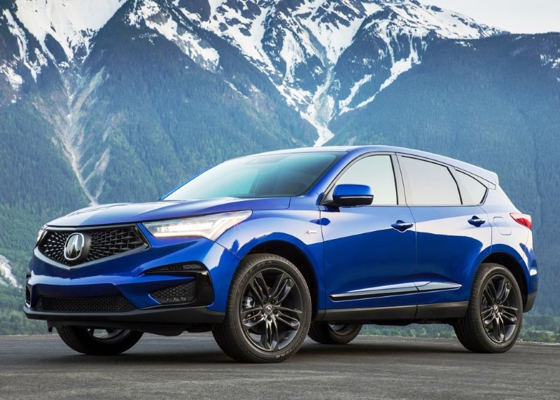 2020 Acura RDX Price and Release Date