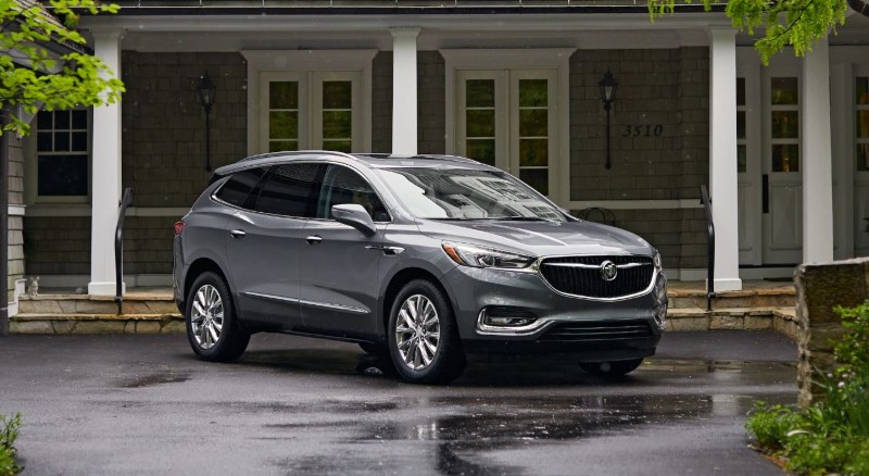 2020 Buick Enclave Review New Features