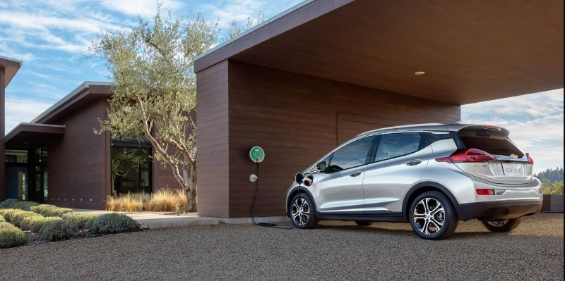 2020 Chevy Bolt Charging Time