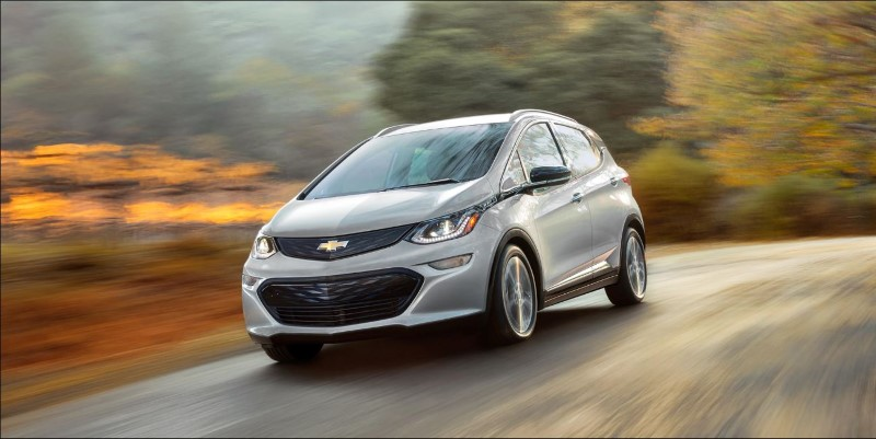 2020 Chevy Bolt Driving Range Improvement