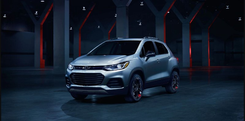 2020 Chevy Trax New Exterior Design Updates