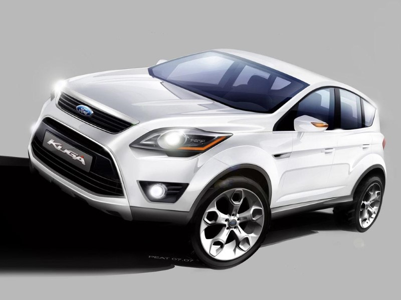 2020 Ford Electric SUV - 100 Electric SUV