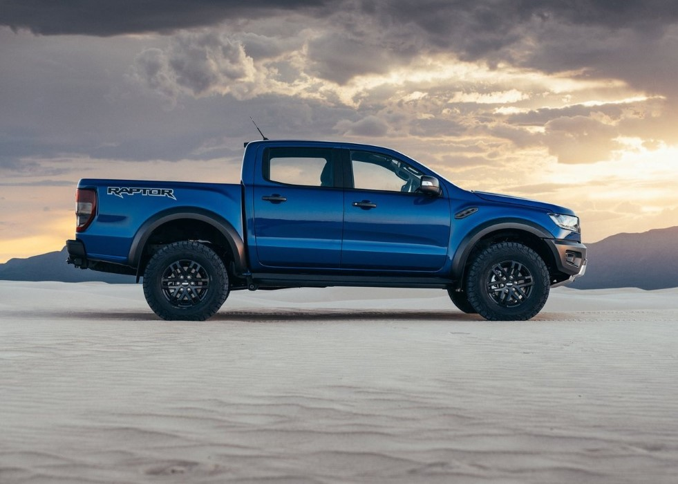 2020 Ford Ranger Raptor Baja Changes Engine With Diesel