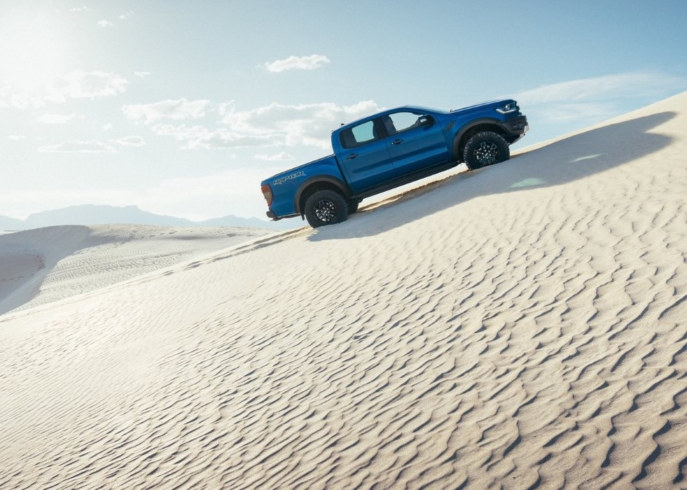 2020 Ford Ranger Raptor New Shelby Hybrid