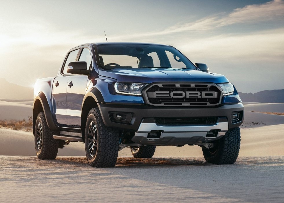 2020 Ford Ranger Raptor V8 7L Horsepower