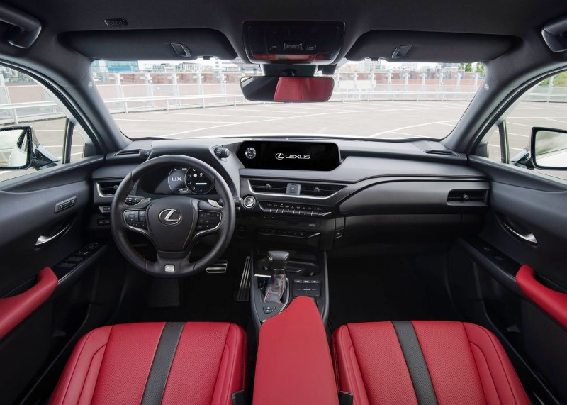 2020 Lexus UX 250h Interior & features