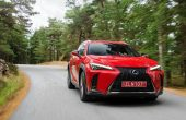 2020 Lexus UX 250h Review - Test Drive and Fuel Economy