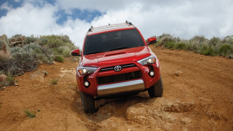 2020 Toyota 4Runner 4WD Performance