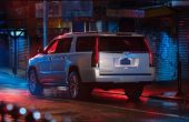 2020 Cadillac Escalade 7 Seater SUV with 3rd ROW