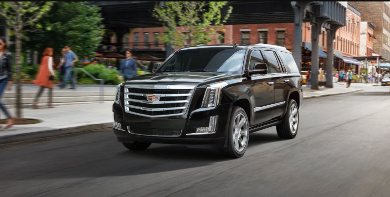 2020 Cadillac Escalade Lease Deals