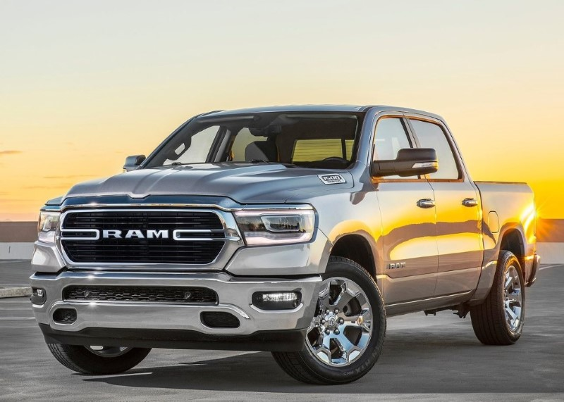 2020 Dodge Ram 1500 Redesign & Changes