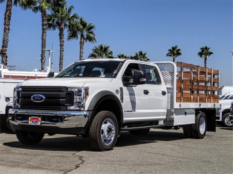 2020 Ford F450 Crew Cab review