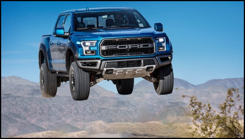 2020 Ford Raptor 7.0 Engine