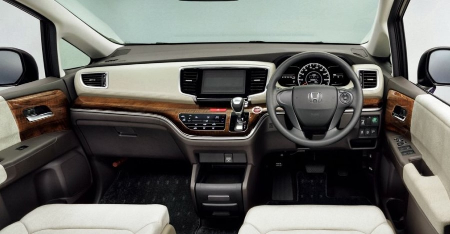 2020 Honda Odyssey Changes Interior Features