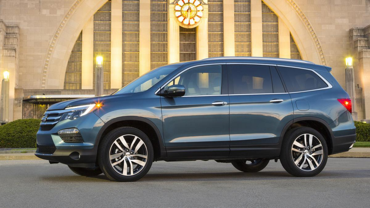 2020 Honda Pilot Hybrid Engine Changes