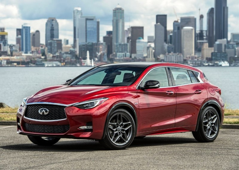 2020 Infiniti QX30 Redesign & Changes
